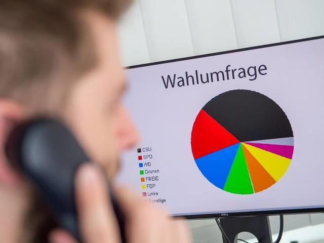 Bundestagswahl 2021: Was Umfragen über Wahlergebnisse aussagen können