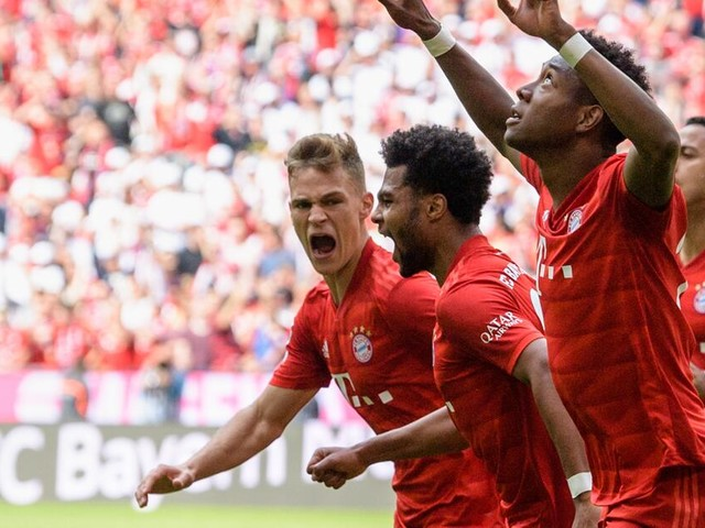"""Bayerns Münchens 5:1-Festtag: Siebter Meistertitel mit """"Robbery""""-Toren"""
