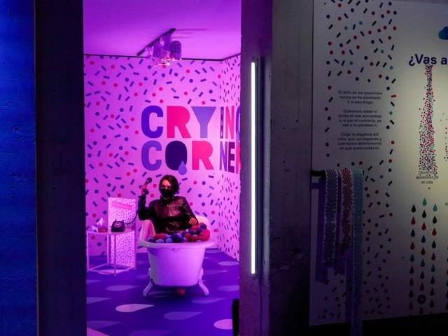 """""""Crying Rooms"""": Wo Menschen zum Weinen hingehen"""