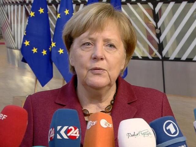 Angela Merkel: Brexit-Abkommen ist sehr gut verhandelt