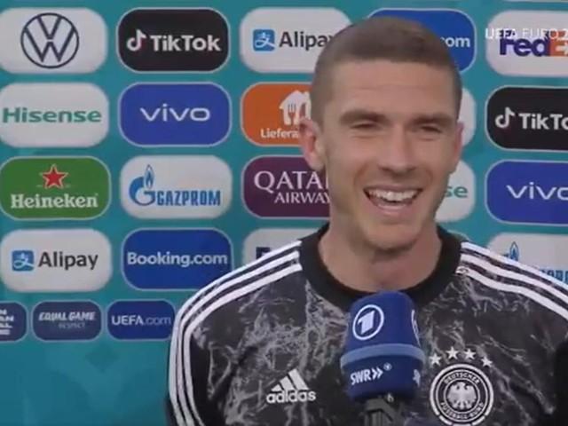 """Nach Sieg gegen Portugal: Gosens schüttet sein Herz aus: """"Da geht mir einer ab"""""""