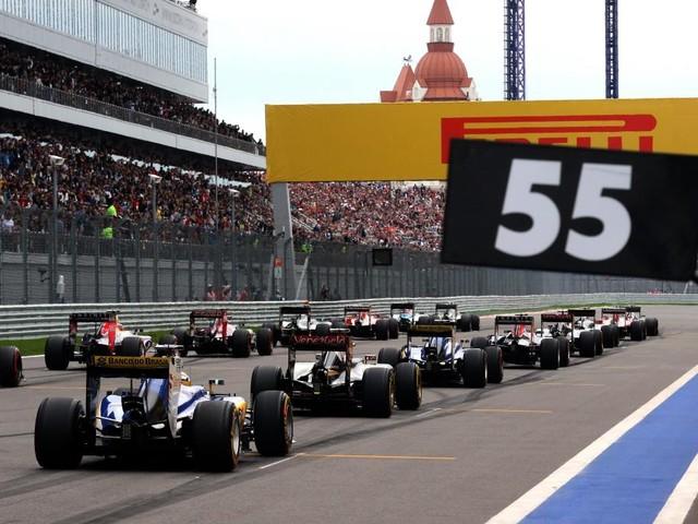 Alle Infos zum Russland-GP der Formel 1 2021: Zeitplan, Übertragung, Strecke