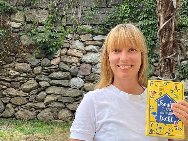 Ex-Lingenerin Wiebke Busch schreibt erfolgreichen Roman