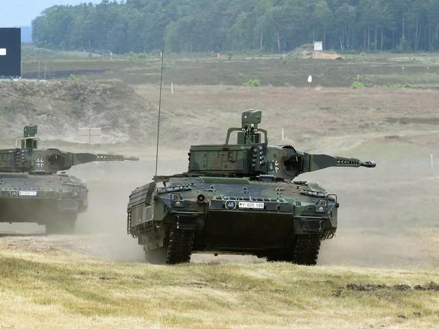 Deutscher Rüstungskonzern: Rheinmetall will doch keine Panzer für Erdogan bauen