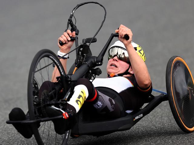 Olympia: Paralympics: Zeyen holt im Straßenrennen Silber