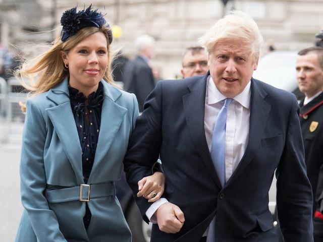 Boris Johnson: Boris Johnson hat heimlich geheiratet