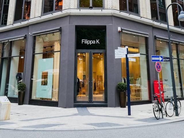 Filippa K eröffnet Flagship-Store in Hamburg