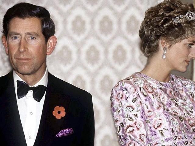 Prinzessin Diana offenbarte in Brief die Wahrheit über Scheidung von Charles