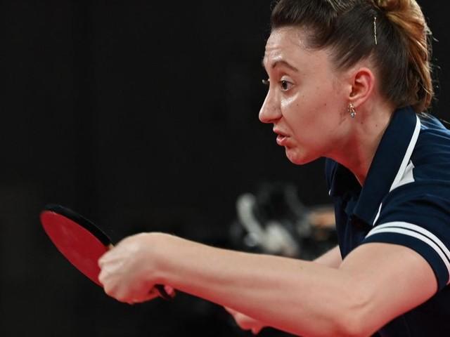 China erteilt Österreichs Damen einen Lehrstunde im Tischtennis