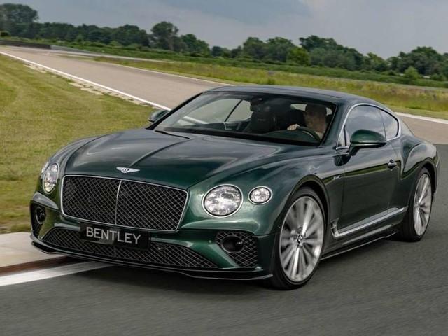 Bentley Continental GT Speed: Wie schnell kann so ein Brocken sein?