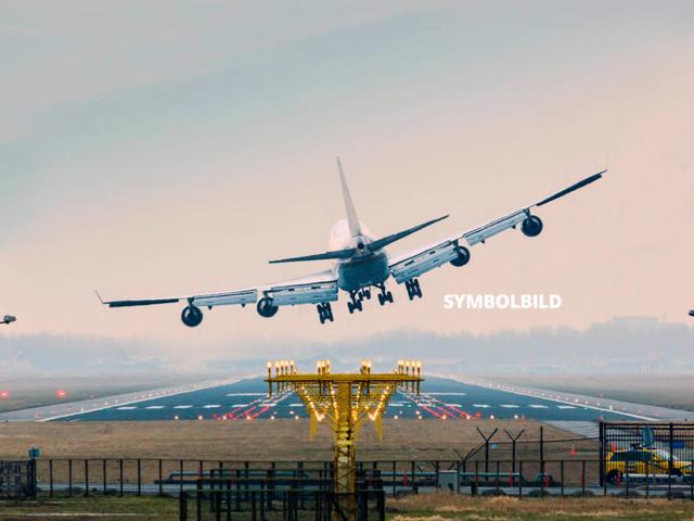 Air-France-Flug: Schockmoment beim Landeanflug von Airbus in Birmingham