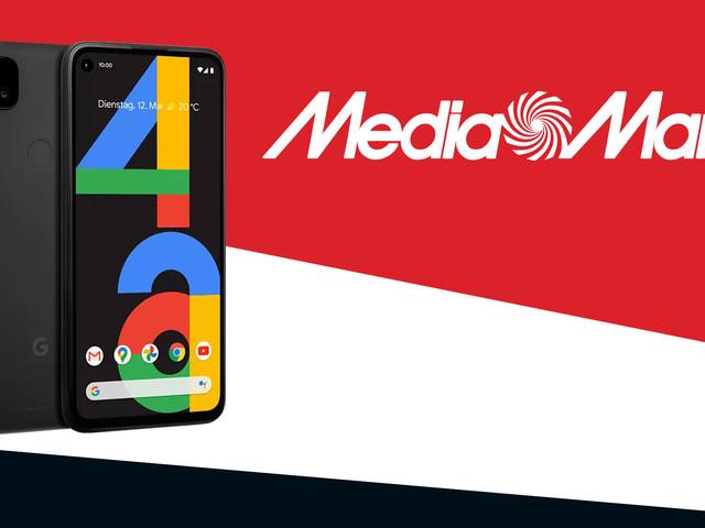 Media-Markt-Deal: Google-Smartphone mit Rabatt