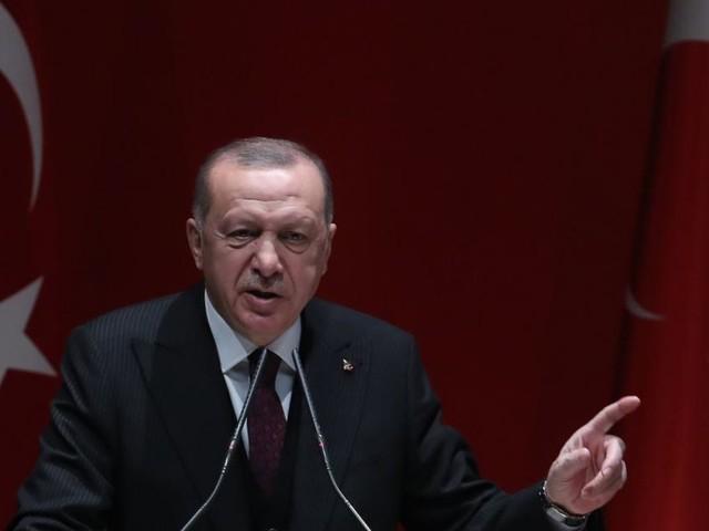 """""""Nehme Sache selbst in Hand"""": Erdoğan droht mit Syrien-Einmarsch"""