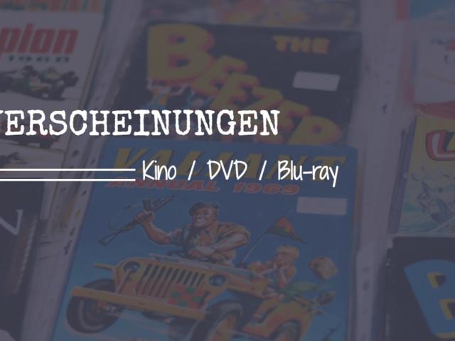 Die Neuerscheinungen/Neustarts vom 07.12.2017 – 13.12.2017