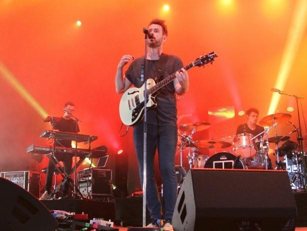 Konzert: Band Revolverheld spielt exklusiv in der Kaue Gelsenkirchen