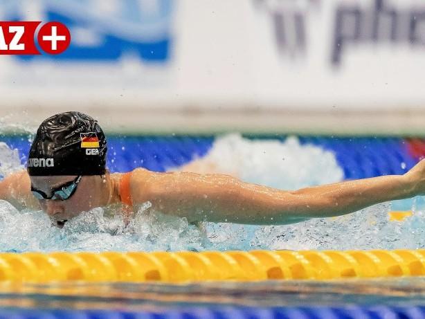 Schwimmen: SG Essen: Zellmann hat Olympia-Ticket, Höpink muss abwarten
