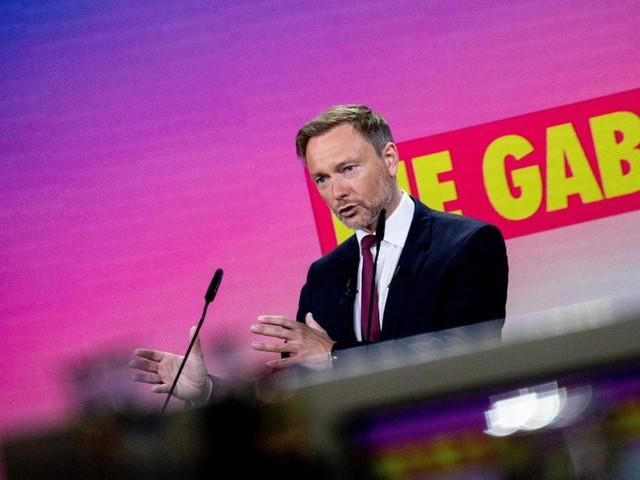 Lindner als deutscher FDP-Vorsitzender wiedergewählt