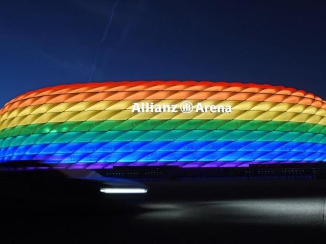 Keine Ausnahme für München: EM-Stadion ohne Regenbogenfarben