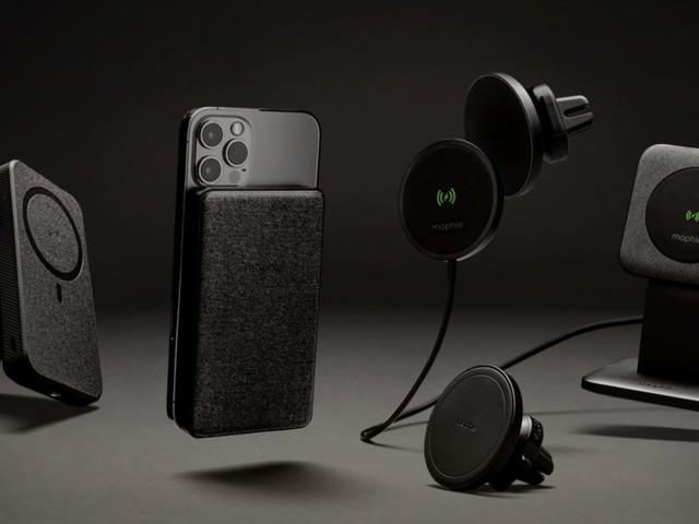 Mophie zeigt neues MagSafe-Lineup für das Apple iPhone 12 (Pro)