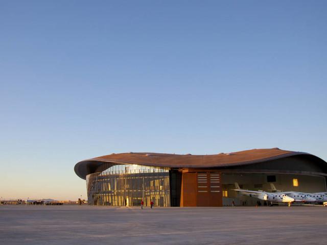 In den USA: So sieht der erste Weltraum-Flughafen für Touristen aus