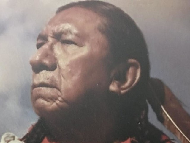Der Zopf von Sitting Bull bestätigt seine Nachkommen
