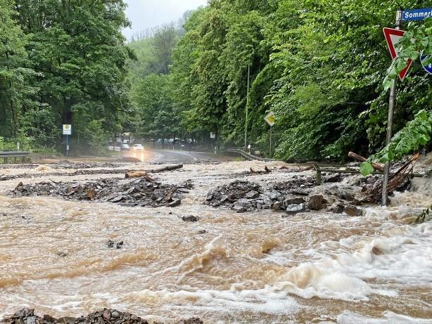 Flut-Katastrophe in Hagen: Flut-Hilfe: Hagener Ortsteil Dahl bekommt Wochenmarkt
