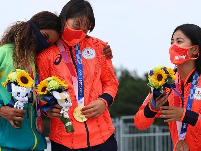 Historisch jung: Wenn 13-Jährige plötzlich zu Olympia-Helden werden