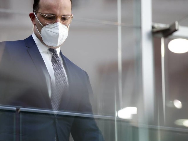 Kritik vom Bundesrechnungshof: Spahn rechtfertigt Vorgehen bei Masken-Beschaffung