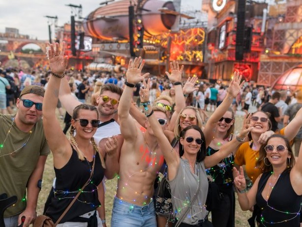 Festival: Parookaville 2019 - Stadt der Träume