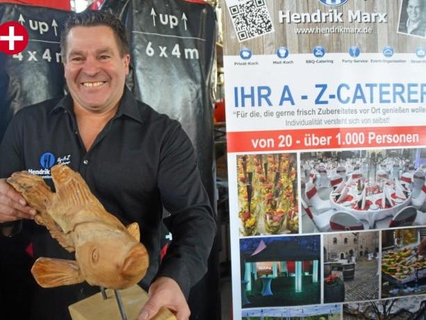 Aktion Zuversicht: Kreuztaler Koch Aufbruch aus der Krise