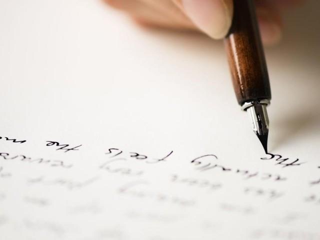 Schreiben statt Tippen: Warum die Handschrift so wichtig ist
