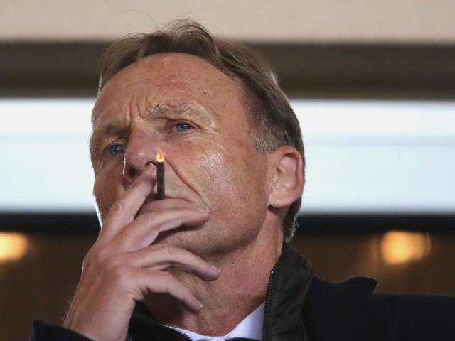 """BVB-Boss Watzke schwärmt - """"Alles traumhaft im Moment"""""""