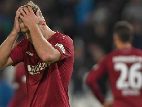1:3 gegen Hoffenheim: Hannovers Last wird nicht geringer