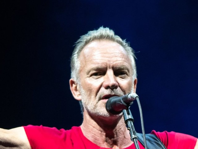 Sting: Neues Album erscheint im November