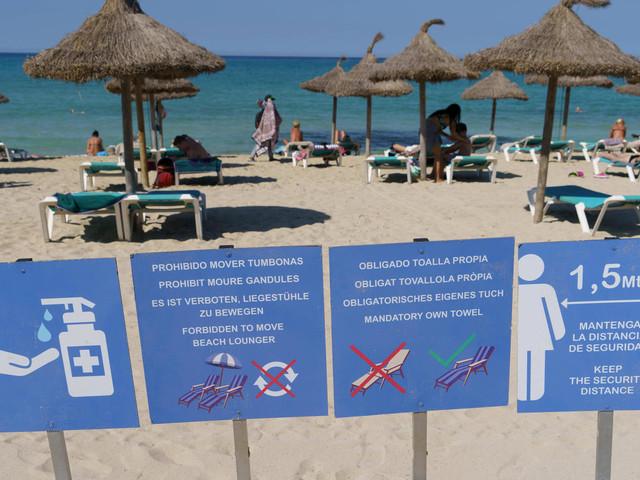 Mallorca: Corona-Zahlen steigen, Touristen bleiben zuhause