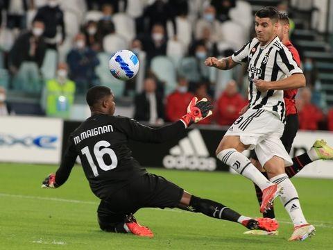 Serie A - Wieder kein Sieg für Juventus Turin: Remis gegen AC Mailand