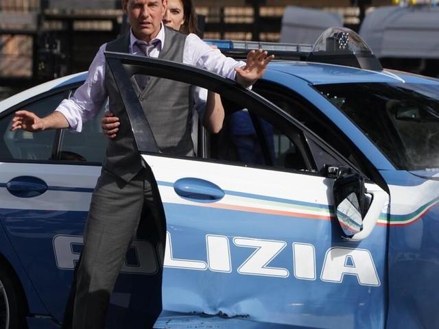 Rom lässt fast ein halbes Viertel für Tom Cruise sperren