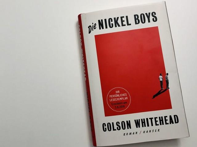 """Bestseller-TÜV: """"Die Nickel Boys"""" von Colson Whitehead"""