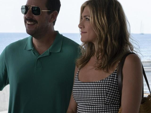 Adam Sandler: Im Doppelpack mit Jennifer Aniston ein Zuschauermagnet