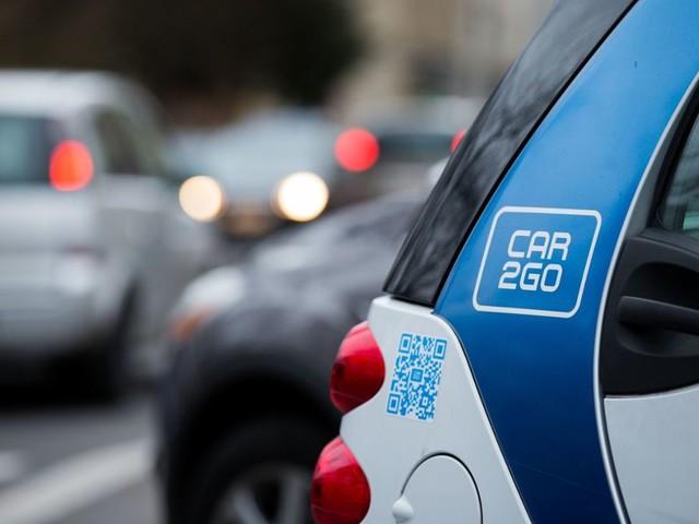 Car2Go: Massive Störungen bei App und Autos