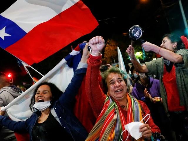 Große Mehrheit in Chile stimmte für neue Verfassung