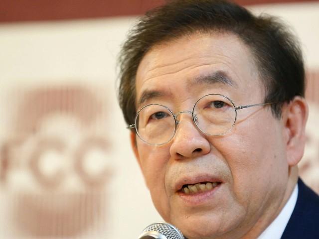 Bürgermeister von Seoul offenbar tot aufgefunden worden