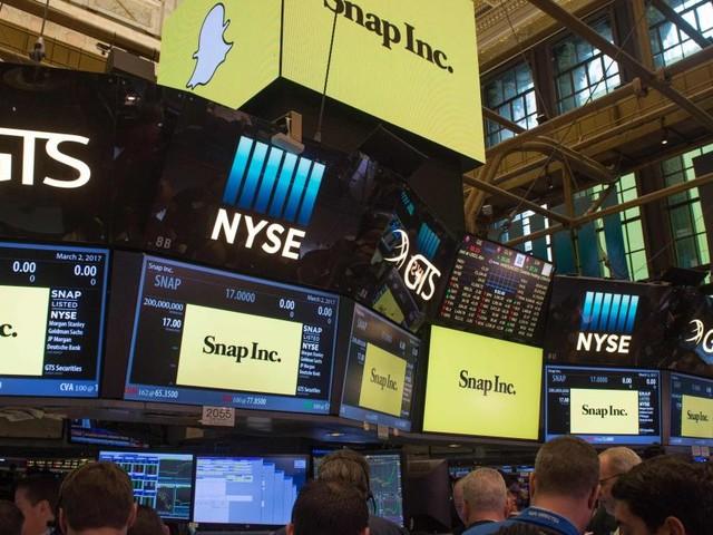 Facebook-Konkurrent Snapchat: Rote Zahlen aber mehr Nutzer