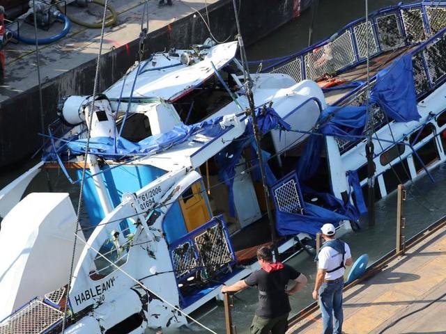 Schiffsunglück in Budapest: Ukrainischer Kapitän war nüchtern