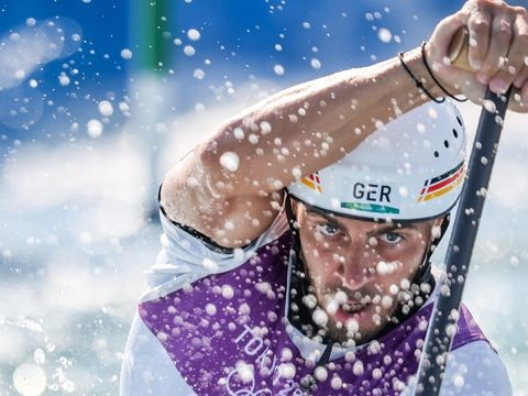 Olympia: Slalomkanute Tasiadis holt Bronze im olympischen Finale