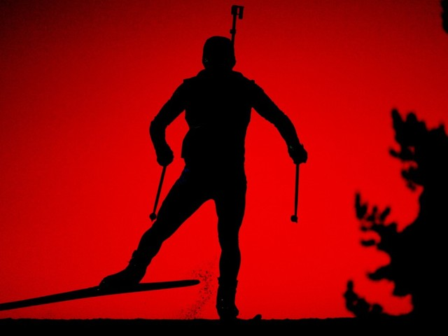 Biathlon: Der Sport und der Schmutz in Hochfilzen