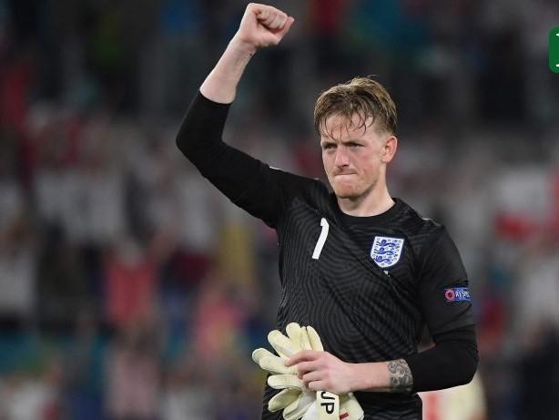 Fußball-EM: Warum Jordan Pickford mit einer englischen Tradition bricht