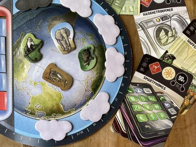 Spiele rund ums Klima: Nur noch kurz die Welt retten