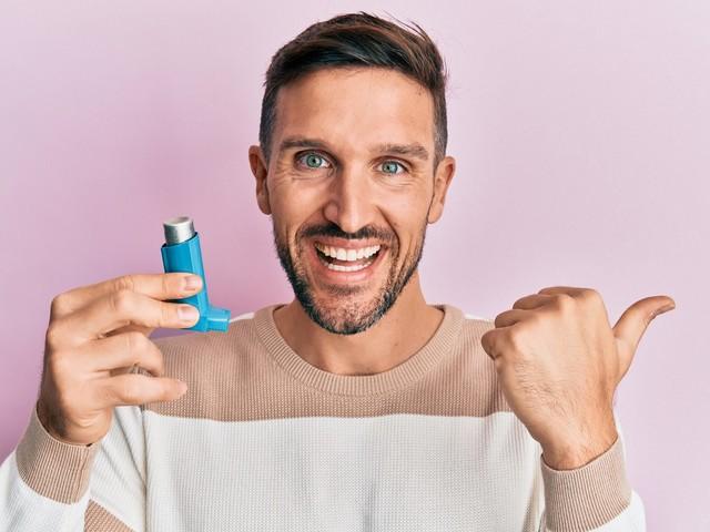 COVID-19-Forschung: Mit Asthmaspray schwere Verläufe blockieren