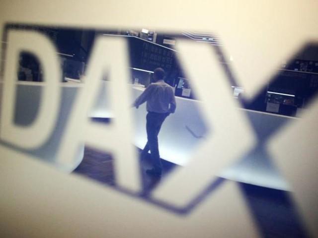 Dax erholt sich leicht von Vortagesverlusten